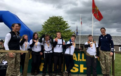 They Did It – Ten Tors Jubilee Challenge