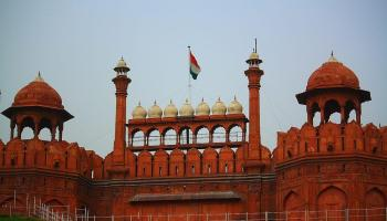 Construction of the Red Fort at Dehli was completed.