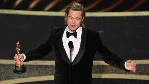 Brad Pitt for 'Once Upon a Time in Hollywood'