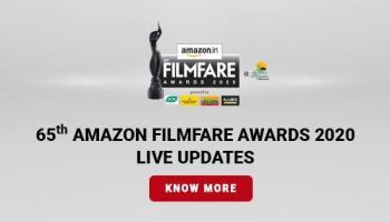 65th Amazon Filmfare Awards 2020