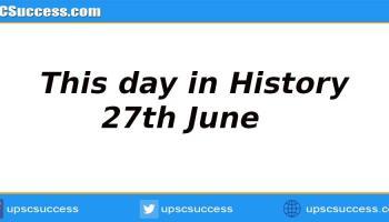 27 June