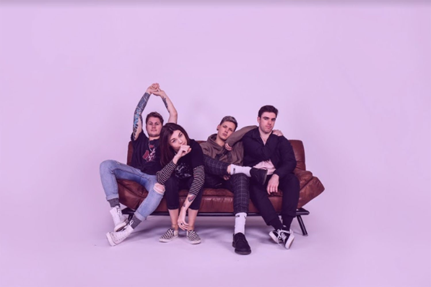 Manchester Newcomers Hot Milk Have Dropped Their Debut