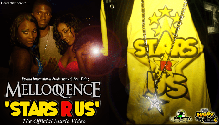 melloquence: stars r us official music video produced by upsetta films