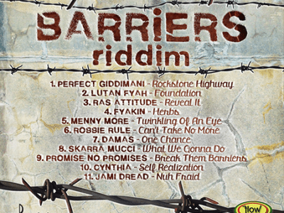 Barriers Riddim (Flow Production) - Giddimani Records