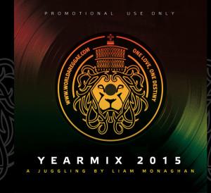 """World A Reggae Mixtape 2015"""