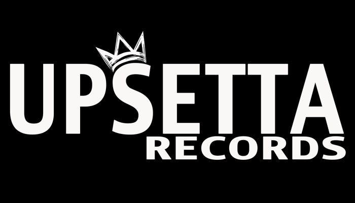 Upsetta Records' Logo Designed by Upsetta Movement