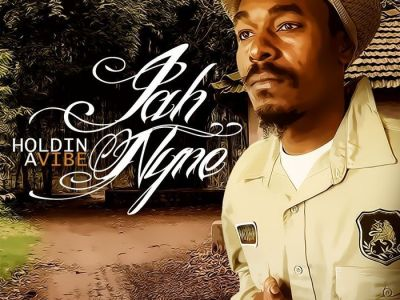 Jah Nyne - Holdin A Vibe (Album Review)