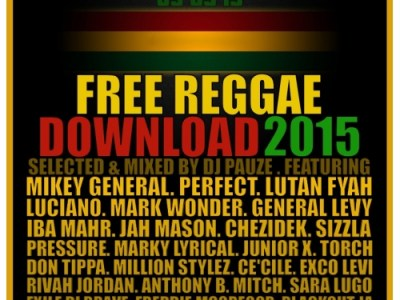 Pauze Radio: Show #338: Free Reggae Download