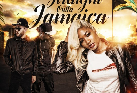 Balooba Sound -Straight Outta Jamaica- Tiana Official Mix CD