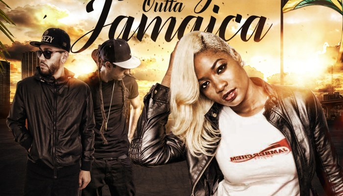 Balooba Sound -Straight Outta Jamaica- Tiana Official Mix CD