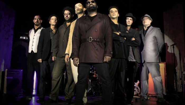 "Richie Stephens & the Ska Nation Band ""Fire Fire"""