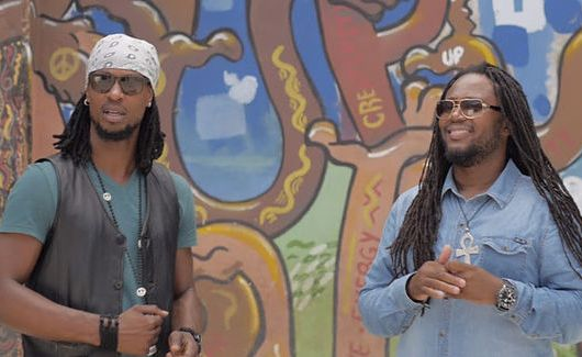 Omari Banks & Duane Stephenson System Set Music Video