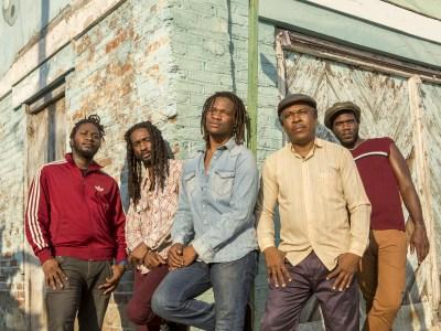 Raging Fyah Receives Grammy Nomination for Best Reggae Album