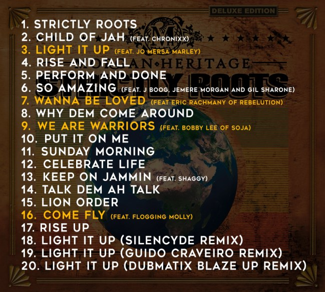 mh-strictly roots-deluxe edition-tracklist