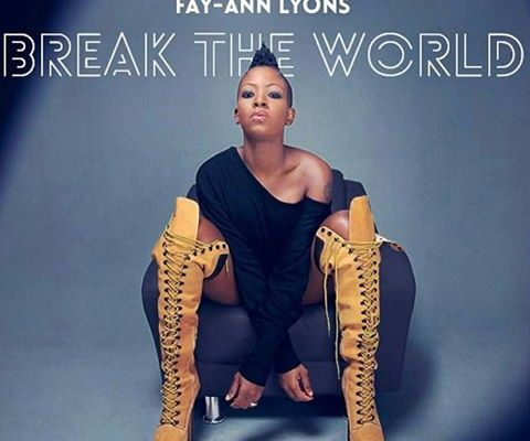 Fay Ann Lyons Break the World