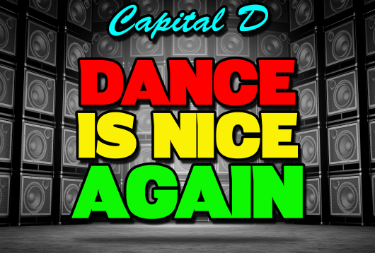 CAPITAL-D-DANCE NICE AGAIN (LION PRIDE RIDDIM) ARTWORK