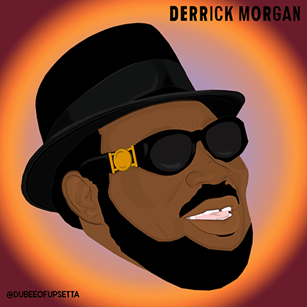 Derrick-Morgan-by-Dubee-of-Upsetta