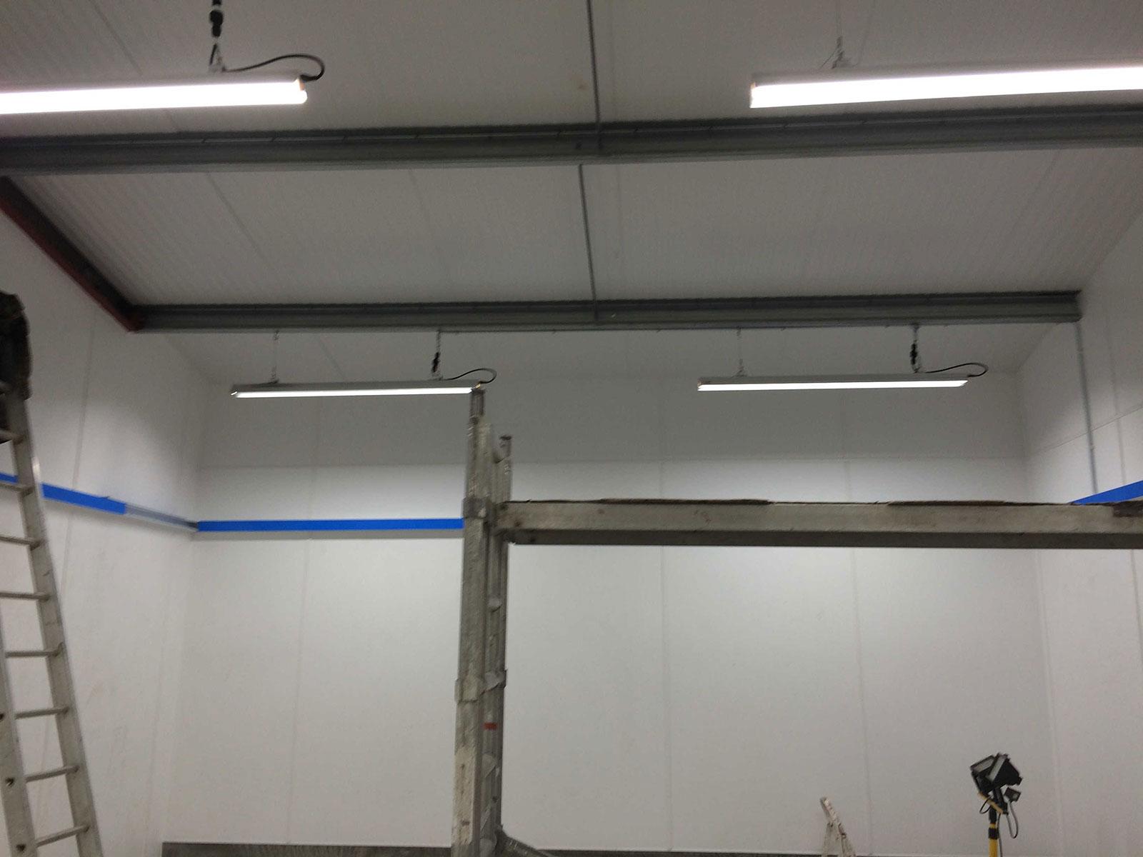 industrial warehouse lighting