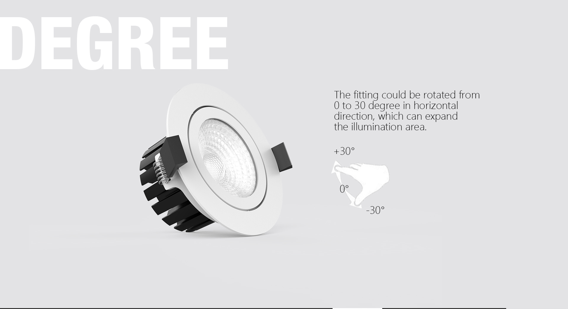 Cl102 Led Downlight