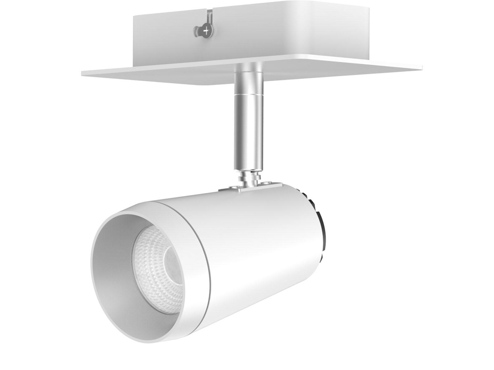 modern white led track lighting