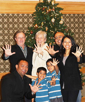 """We bid farewell to the """"DC 5"""" – Carlos & Lucy, Jack & Jeanne and Afa!"""