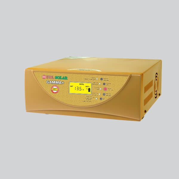 Gamma Plus MPPT Solar Inverter 1 kVA /12 Volt
