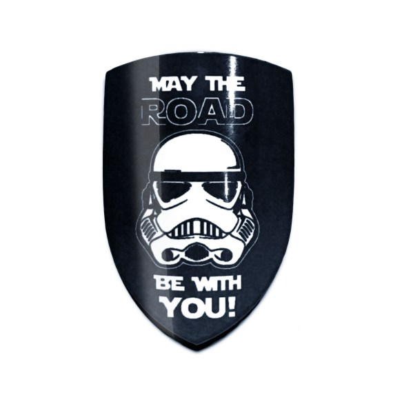 May The Road Be With You
