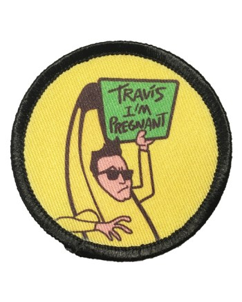 Mark Hoppus Banana Pin - blink-182 Patch