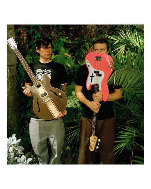 Mark Hoppus Pink Bass Guitar Pin