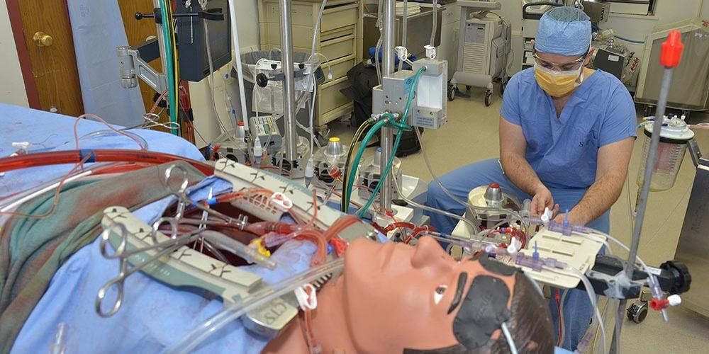 Clinical Perfusion  Master of Science  College of Health