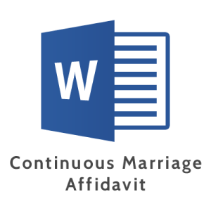 Continuous-Marriage-Affidavit-Icon1