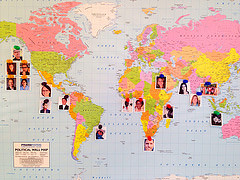 Picture Of Large World Map