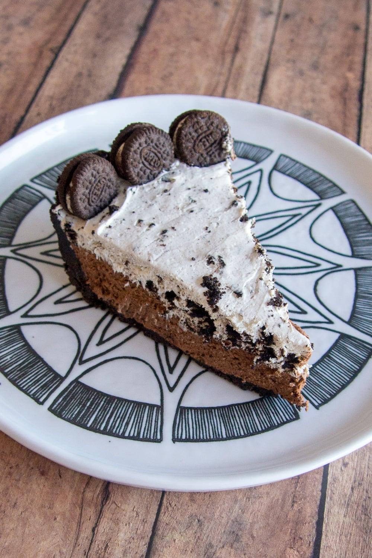 Easy Chocolate Mousse Cake Recipe No Bake