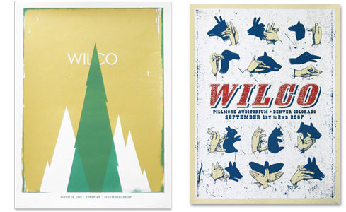 Wilco Posters