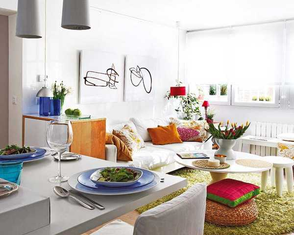 Small Space Decorating Ideas  Up to Date Interiors