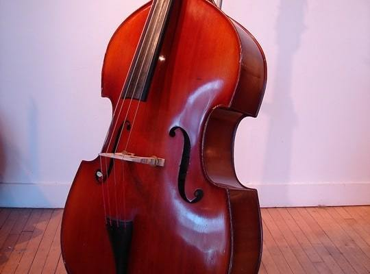 SOLD: Emanuel Wilfer Double Bass 1984