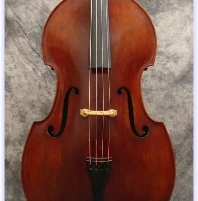 SOLD: John Juzek Double Bass