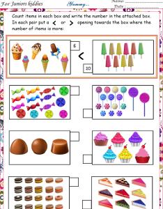 Lkg maths worksheets also grade part cbse icse school uptoschoolworksheets rh