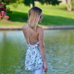 Summer whites for Date night + giveaway
