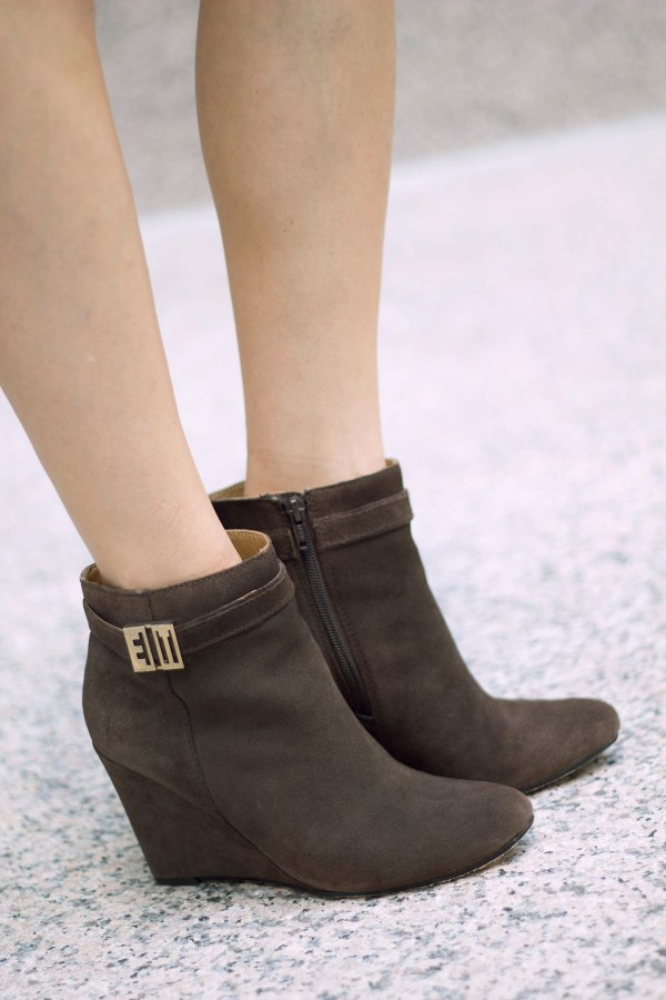Elaine Turner booties