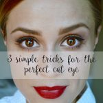 Cat Eye Makeup: 3 simple tricks