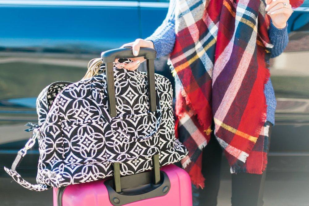 Travel essentials with vera bradley