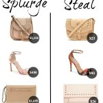 Splurge vs. Steal