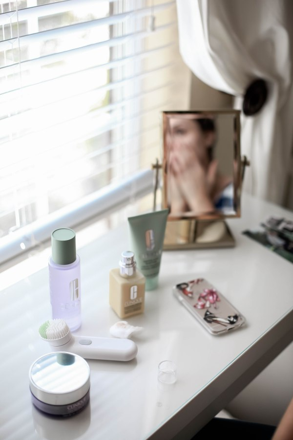 clinique review current skincare routine
