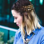 How to: Double Crown Braid