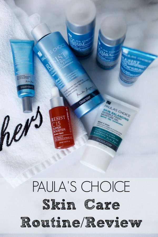 paula's choice skin care