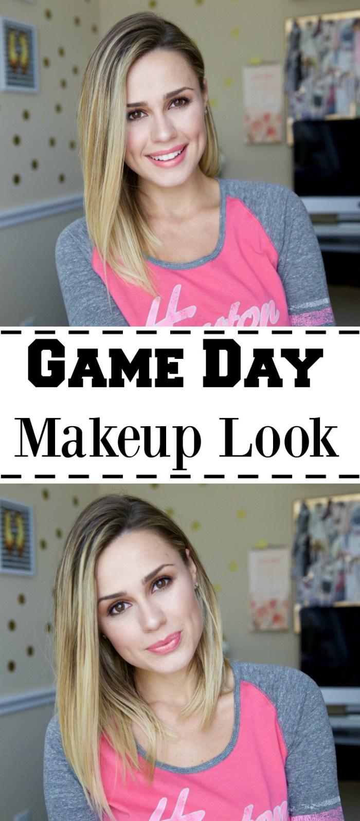 Game Day Makeup look   Drugstore Makeup Look   Drugstore Tutorial   Uptown with Elly Brown