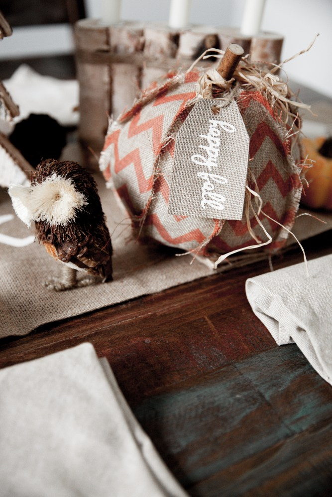 Fall Tablescape | Thanksgiving Tablescape | Thanksgiving Decor | Uptown with Elly Brown