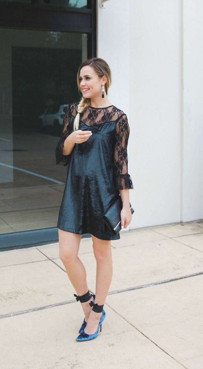 Holiday Dress Idea | Holiday outfits | What to wear for the Holidays | Holiday dress under $50 | Uptown with Elly Brown