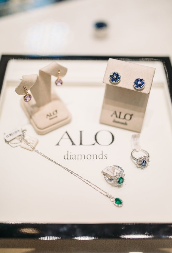 ALO Diamonds | Diamonds 101 | Uptown with Elly Brown